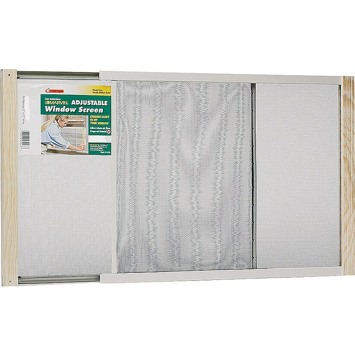 Image 2 of Frost King W.B. Marvin AWS1837 Window Screen, Aluminum