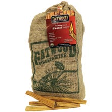 Image 2 of Better Wood Products 9908 Fire Starter Bag