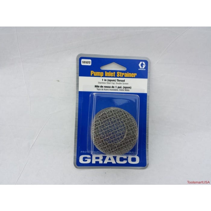 GRACO Inlet Screen, 1 in., 181072