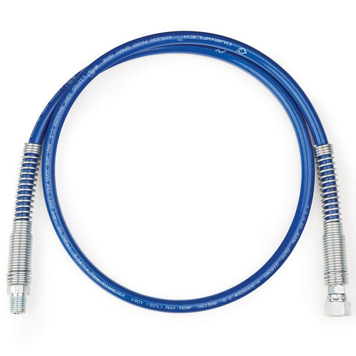 GRACO BlueMax II Airless Whip Hose, ³⁄₁₆ in. x 4.5 ft.