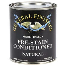 Image 1 of General Finishes Water-Based Wood Stain Conditioner, Quart