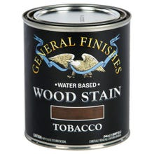 Image 3 of General Finishes Water-Based Wood Stain, Tobacco, Quart