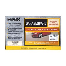 INSL-X GARAGE GUARD EPOXY SHOWROOM GRAY GAL KIT