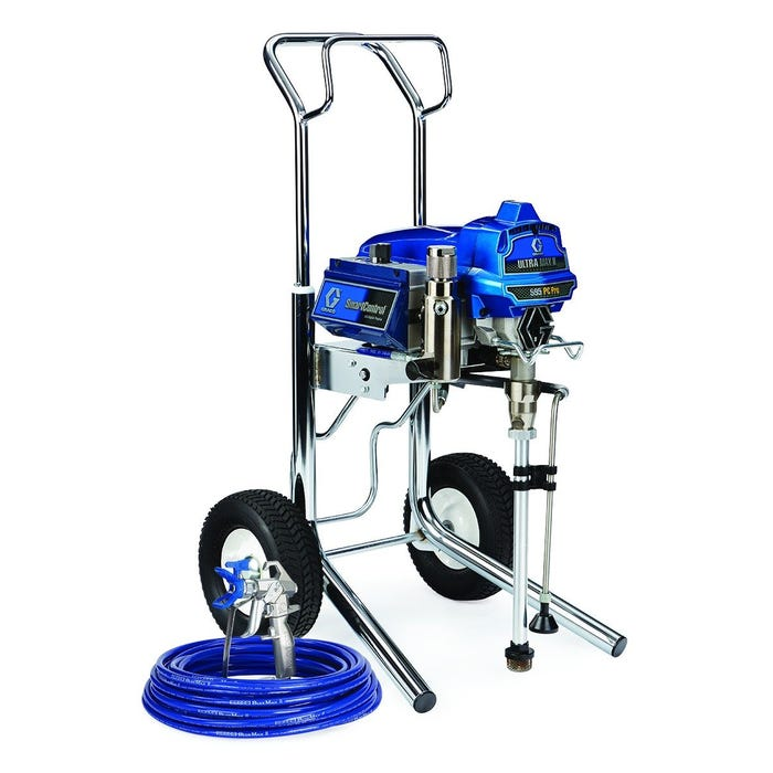 GRACO ULTRAMAXII 595 HI-BOY COMPLETE