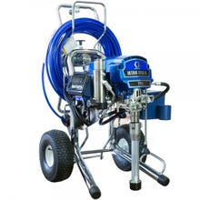 GRACO Ultra Max II 795 ProContractor Series Electric Airless Sprayer, Cart