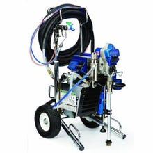 GRACO FinishPro II 395 Air-Assisted Airless Sprayer, Cart