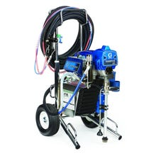 GRACO FinishPro II 595 Air-Assisted Airless Sprayer, Cart