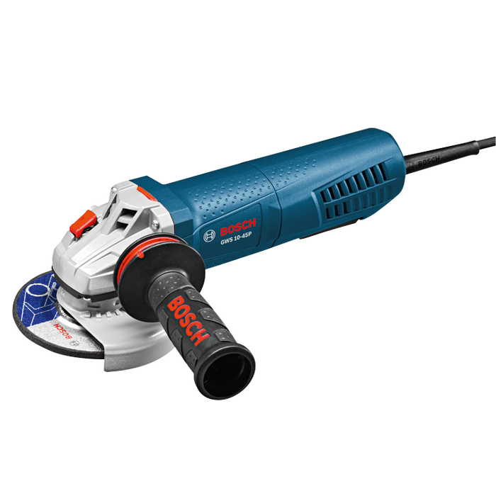 Bosch 4-1/2 In. Angle Grinder with Paddle Switch