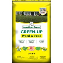 Jonathan Green Green-Up Weed & Feed Lawn Food, 15,000 sq.ft bag