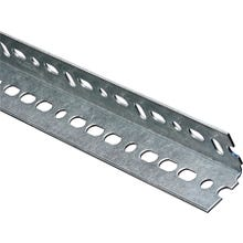 Image 2 of Stanley Hardware 4020BC Series 180075 Slotted Angle, 36 in L, Galvanized Steel