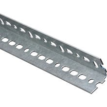 Image 2 of Stanley Hardware 4020BC Series 180109 Slotted Angle, 72 in L, Galvanized Steel