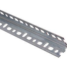 Image 2 of Stanley Hardware 4021BC Series 341149 Slotted Angle, 60 in L, Galvanized Steel