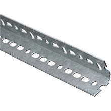 Image 2 of Stanley Hardware 4020BC Series 182766 Slotted Angle, 60 in L, Galvanized Steel
