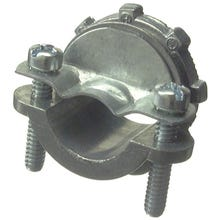 Image 2 of Halex 20511 Clamp Connector, 3/8 in, Zinc