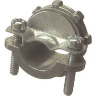 Image 1 of Halex 90510 Clamp Connector, 3/8 in, Zinc