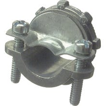 Image 2 of Halex 90510 Clamp Connector, 3/8 in, Zinc