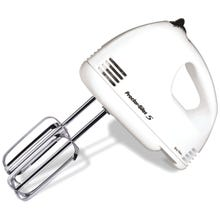 Image 2 of Hamilton Beach Easy-Mix Hand Mixer, 5 -Speed, White