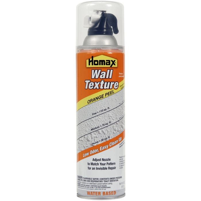 HOMAX ORANGE PEEL WALL AND CEILING TEXTURE, 20 OZ