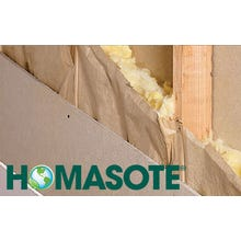 "Homasote 440 Sound Barrier 1/2"", 4' X 8'"