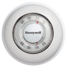 Image 2 of Honeywell CT87K Non-Programmable Thermostat, 24 V