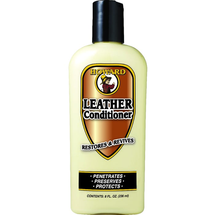 Image 2 of HOWARD LC0008 Leather Conditioner, 8 oz