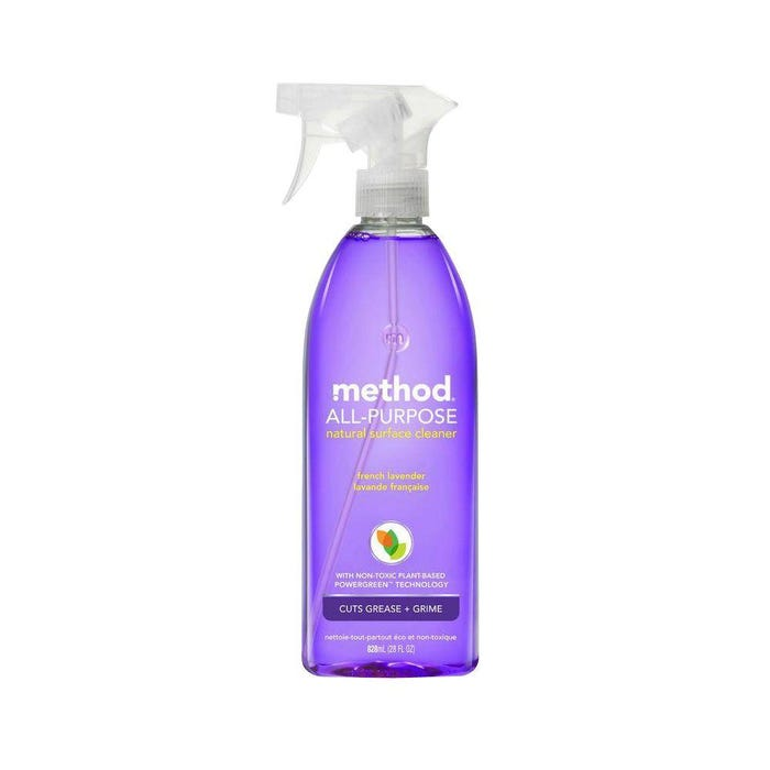 METHOD ALL PURPOSE SPRAY CLEANER 28OZ LAVENDER