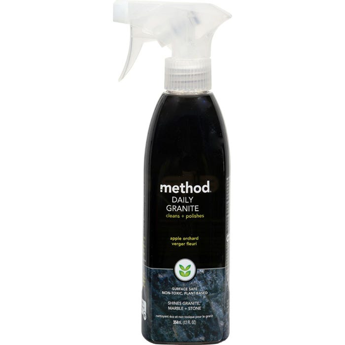METHOD GRANITE / MARBLE SPRAY CLEANER - 12OZ