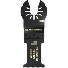 Image 2 of IMPERIAL BLADES IBOA300-1 Oscillating Blade, One-Size, 18 TPI, Bi-Metal