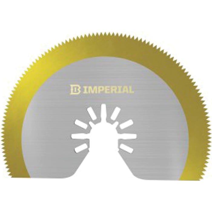 Image 1 of IMPERIAL BLADES IBOAT410-1 Oscillating Blade, One-Size, 18 TPI, HSS