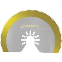 Image 2 of IMPERIAL BLADES IBOAT410-3 Oscillating Blade, One-Size, 18 TPI, HSS