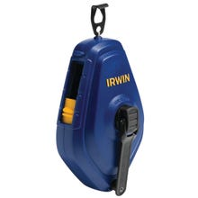 Image 2 of IRWIN 1932874 Chalk Reel, 8 oz Chalk, 100 ft L Line