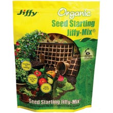 Image 2 of Jiffy G310 Seed Starter Mix, 10 qt Bag