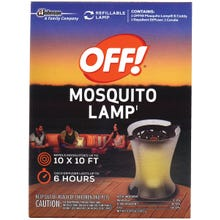 Image 2 of OFF! Mosquito Repellent Lamp