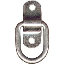 Image 2 of KEEPER 04522 Light-Duty Anchor Point Wire Ring, 300 lb Load Capacity, 900 lb Breaking Strength, Steel