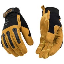 Image 1 of Kincopro™ Foreman™ Synthetic Gloves with Pull-Strap, Large