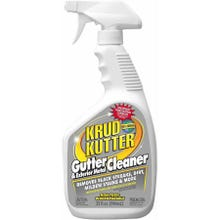 KRUD KUTTER Gutter & Exterior Metal Cleaner, Spray, 32 oz.
