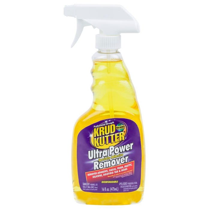 KRUD KUTTER ULTRA POWER ADHESIVE REMOVER 16OZ