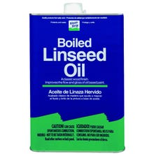 Image 2 of Klean Strip QLO45 Boiled Linseed Oil, 1 qt Can