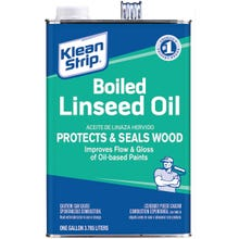 Image 2 of Klean Strip GLO45 Boiled Linseed Oil, 1 gal Can