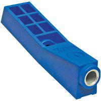 Image 2 of Kreg MKJKIT Mini Pocket-Hole Jig Kit, 1-Guide Hole, Nylon, For 1/2 to 1-1/2 in Thick Materials