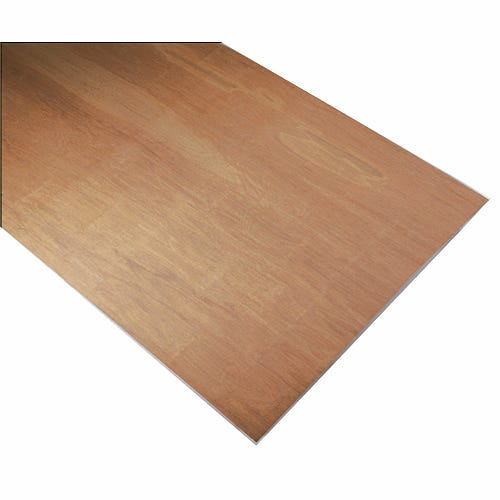 Liberty Woods Lauan Sanded Plywood