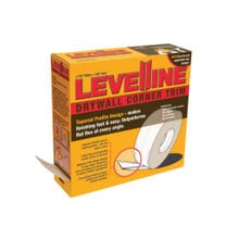 Image 1 of Levelline Flexible Drywall Corner Tape 2-¾ in.x 100 ft.