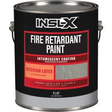 INSL-X Interior Latex Fire Retardant Flat White