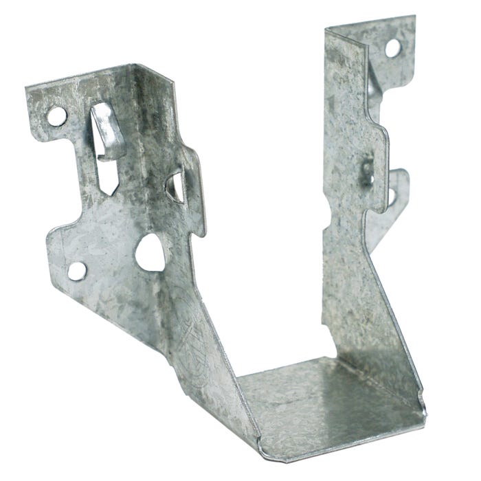 LUS ZMAX® Galvanized Face-Mount Joist Hanger for 2x10