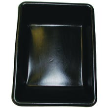 Image 2 of MACCOURT ST3608 Super Tub, 23 gal Capacity, 36 in L, 24 in W, 8 in H, Polyethylene, Black, Rectangle