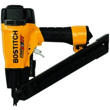 Image 2 of Bostitch MCN150 Metal Connector Nailer, 1/4 in Air Inlet, 29 Magazine, 0.131 to 0.148 in Dia x 1-1/2 in L Fastener