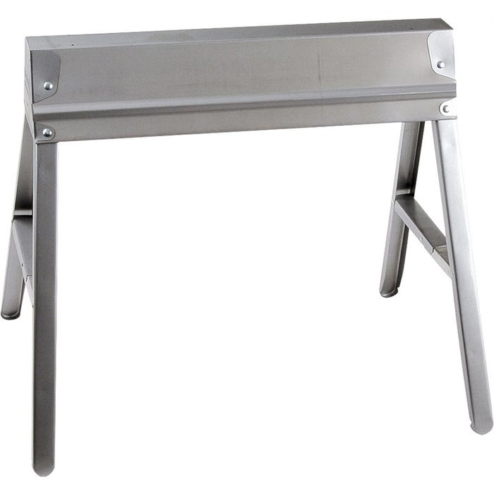 Image 1 of M-D 27094 Folding Sawhorse, 1500 lb Weight Capacity, Steel