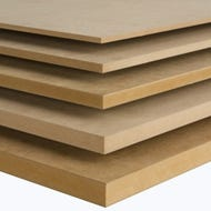 ¼ in. MDF Panel, 4 ft. x 8 ft.