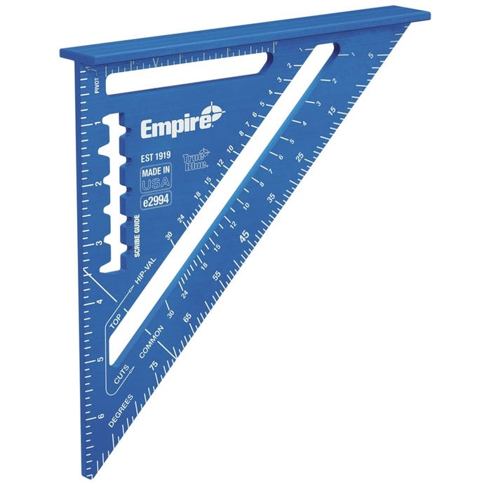 SQUARE RAFTER WIDE FLANGE 7IN