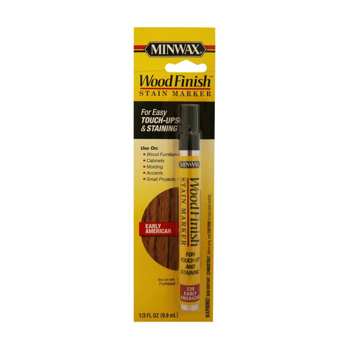 Minwax Wood Finish Stain Marker - Early American, 1/3 fl. oz.
